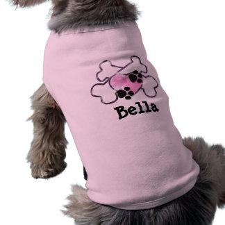 Camiseta Identificação especial do filhote de cachorro