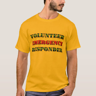 Camiseta Identificação voluntária do que responde da