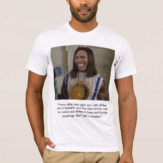 Camiseta Idiocracy Obama