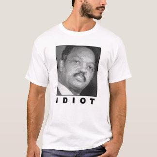 Camiseta Idiota: Jesse Jackson