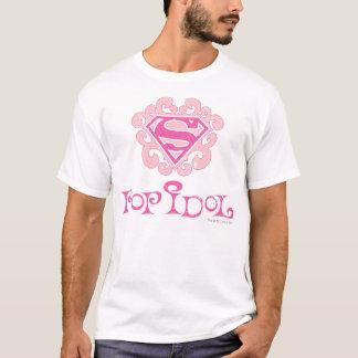 Camiseta Ídolo de pop de Supergirl