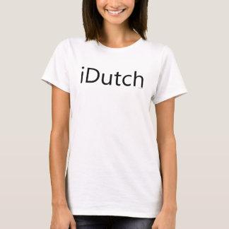 Camiseta iDutch