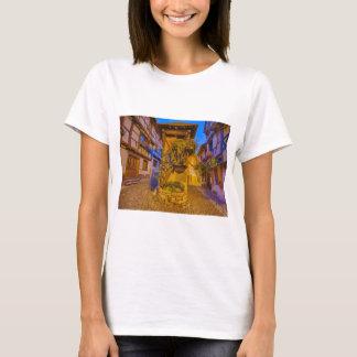 Camiseta iEguisheim do l'Allemand-Sul da rua de Rua du