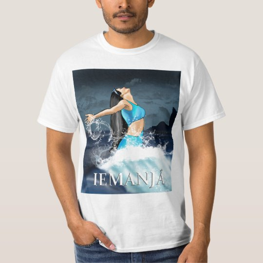 Camiseta Iemanjá