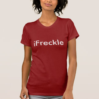Camiseta iFreckle