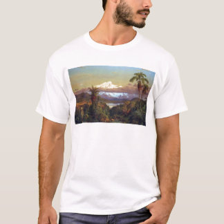 Camiseta Igreja de Frederic Edwin - Cayambe Equador