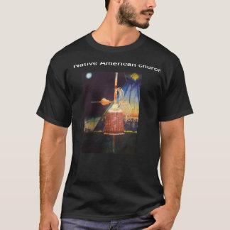 Camiseta Igreja do nativo americano