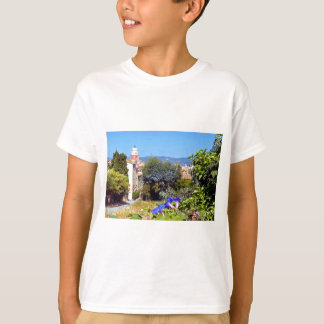 Camiseta Igreja do santo Tropez em France