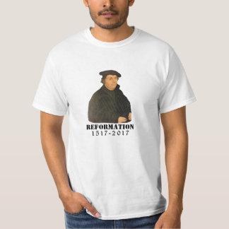 Camiseta Igreja luterana de Martin Luther da reforma 500th