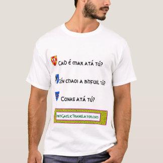 """Camiseta IGTF """"dialectos """""""