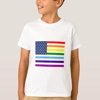 Camiseta Igualdade americana