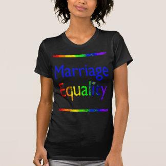 Camiseta Igualdade do casamento