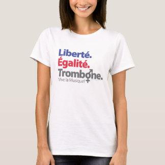Camiseta Igualdade do Trombone