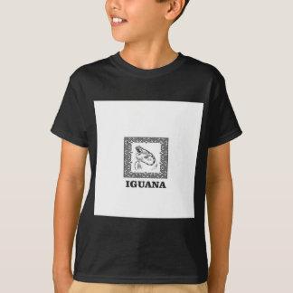 Camiseta iguana quadro yeah