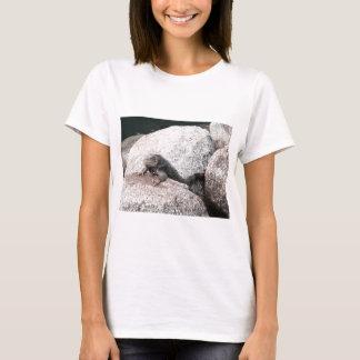 Camiseta Iguana selvagem