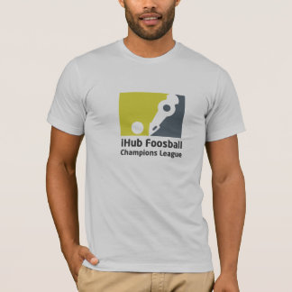 Camiseta iHub Foosball