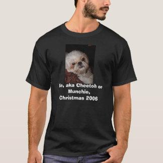 Camiseta Ike, aka Cheetoh ou Munchi…