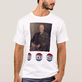 Camiseta Ike, ike, ike, ike