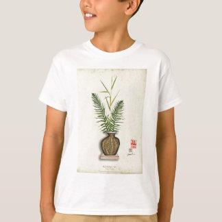 Camiseta ikebana 14 por fernandes tony