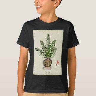 Camiseta ikebana 15 por fernandes tony