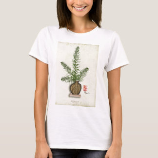 Camiseta ikebana 16 por fernandes tony
