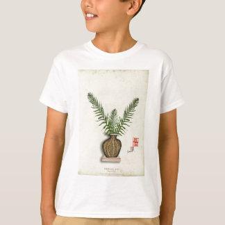 Camiseta ikebana 17 por fernandes tony