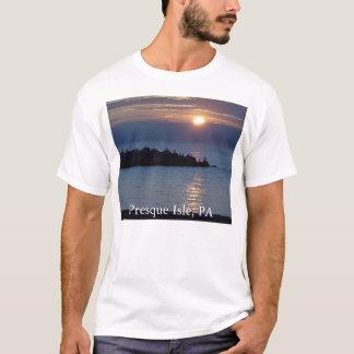 Camiseta Ilha bonita de Presque