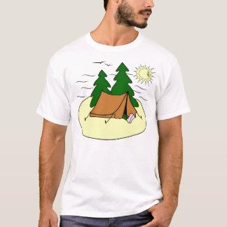Camiseta Ilha da barraca