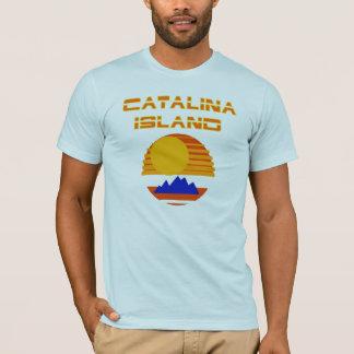 Camiseta ilha de Catalina