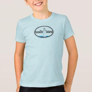 Camiseta Ilha de Fenwick