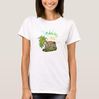Camiseta Ilha de Nevis