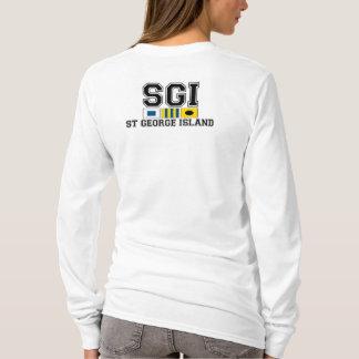 Camiseta Ilha de St George