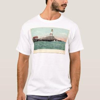 Camiseta Ilha do farol dos bancos de areia