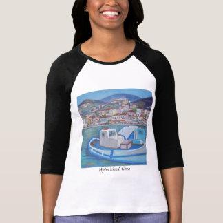 Camiseta Ilha do Hydra, piscina
