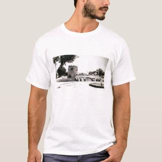 Camiseta Ilha do macaco de Chanute Kansas