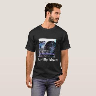 Camiseta Ilha grande pontos do surf de Havaí dos melhores!