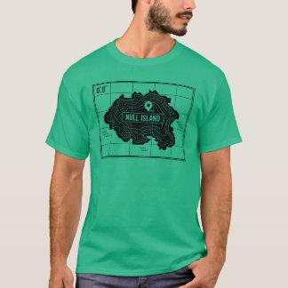 Camiseta Ilha nula
