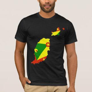 Camiseta Ilhas de Grenada
