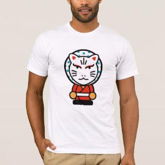 Camiseta illustrartion do deus da raposa dos desenhos