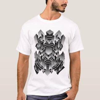Camiseta ilusão da mente