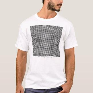 Camiseta Ilusão de ótica do Seu Madruga