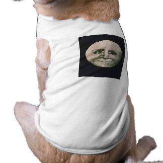 Camiseta Ilusão óptica da lua - assim divertimento