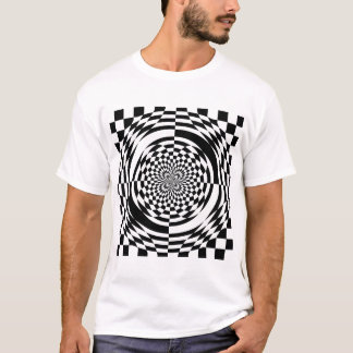 Camiseta Ilusões ópticas