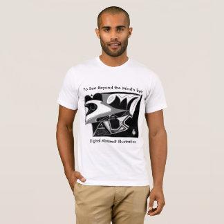 Camiseta Ilustração abstrata 6x40 divino de Digitas