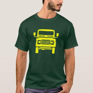 Camiseta Ilustração clássica de Land Rover
