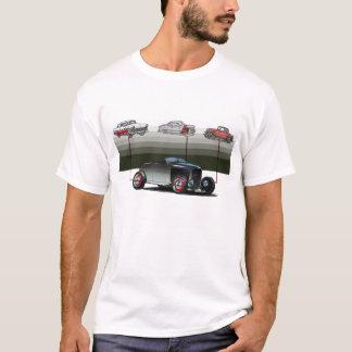 Camiseta ilustração da haste do rato