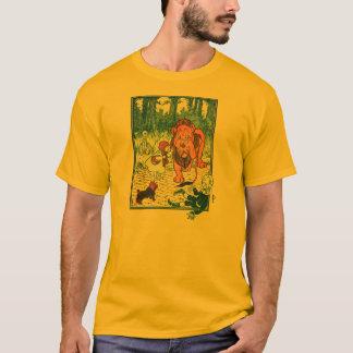 Camiseta Ilustração de mágico de Oz do vintage - Dorothy &