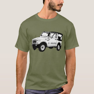Camiseta Ilustração de Zuki SJ413