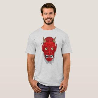Camiseta Ilustração do demónio
