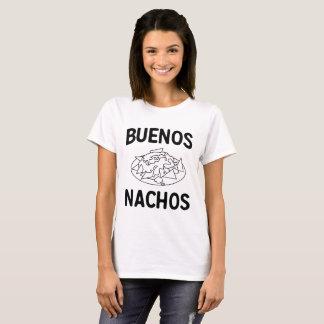 Camiseta Ilustração dos Nachos de Buenos